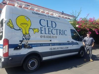 CLD Electric - Solana Beach electrician