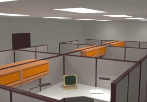 commercial electrical office