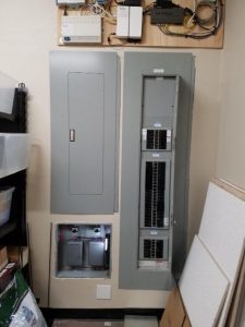 industrial panel upgrade