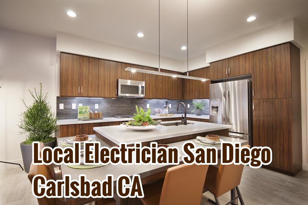 Local Electrician San Diego Carlsbad CA
