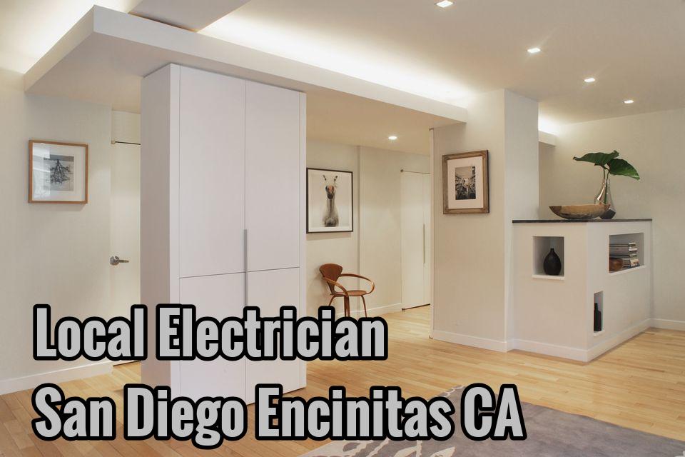 Local Electrician San Diego Encinitas CA