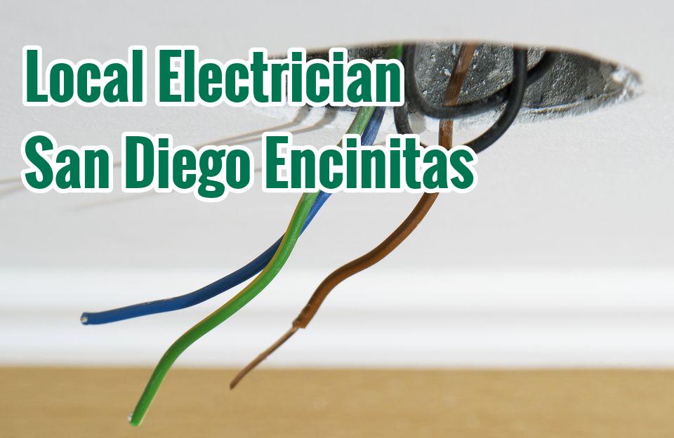 Local Electrician San Diego Encinitas