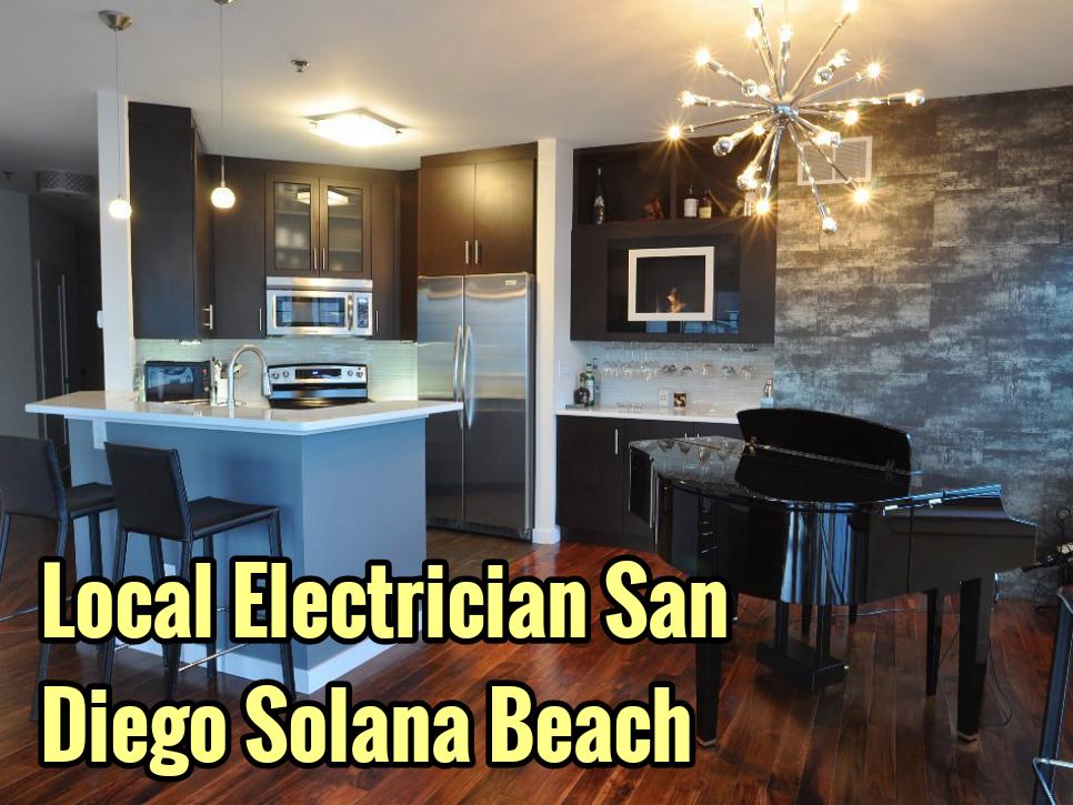Local Electrician San Diego Solana Beach