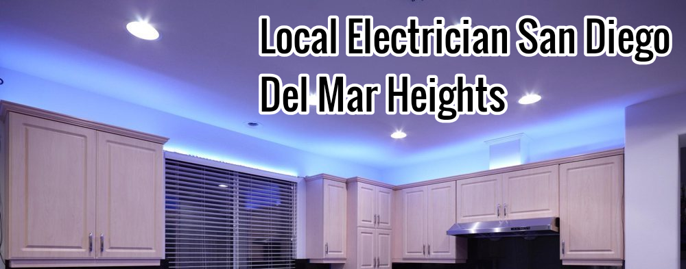 Local Electrician San Diego Del Mar Heights