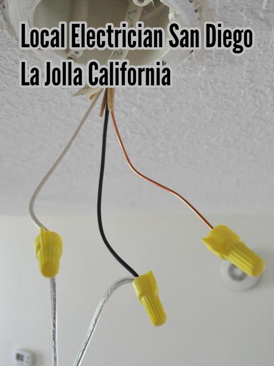 Local Electrician San Diego La Jolla California