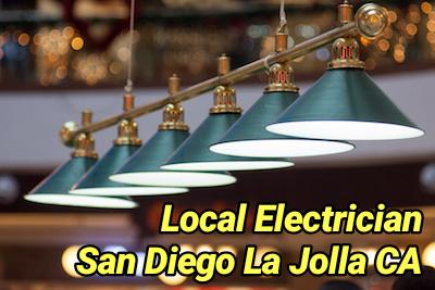 Local Electrician San Diego La Jolla CA