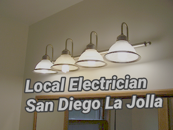 Local Electrician San Diego La Jolla