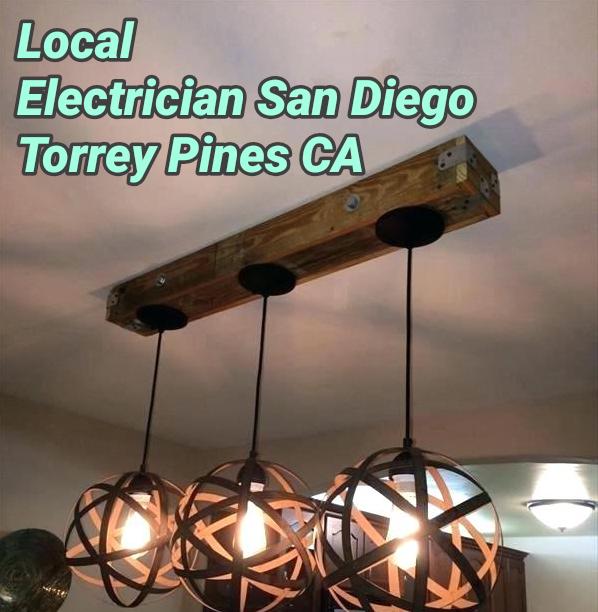 Local Electrician San Diego Torrey Pines CA