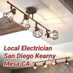 Local Electrician San Diego Kearny Mesa CA
