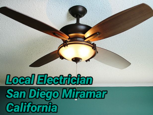 Local Electrician San Diego Miramar California