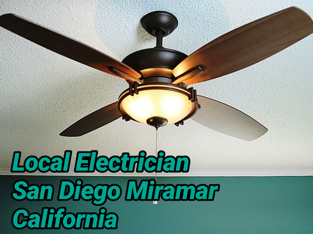 Local Electrician San Diego Miramar California
