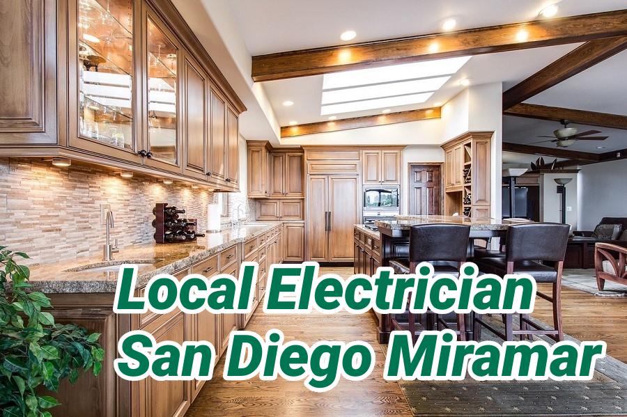 Local Electrician San Diego Miramar
