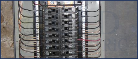 replace main electrical panel