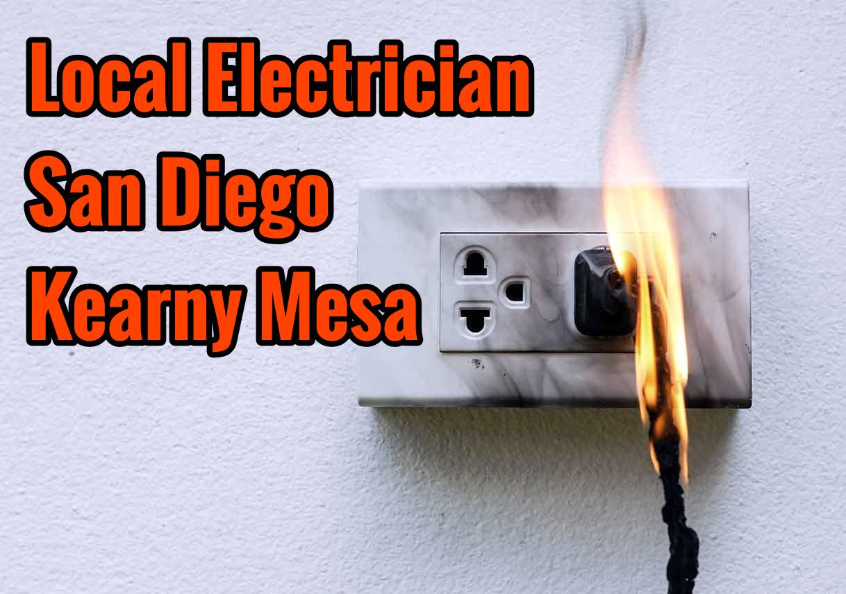 Local Electrician San Diego Kearny Mesa