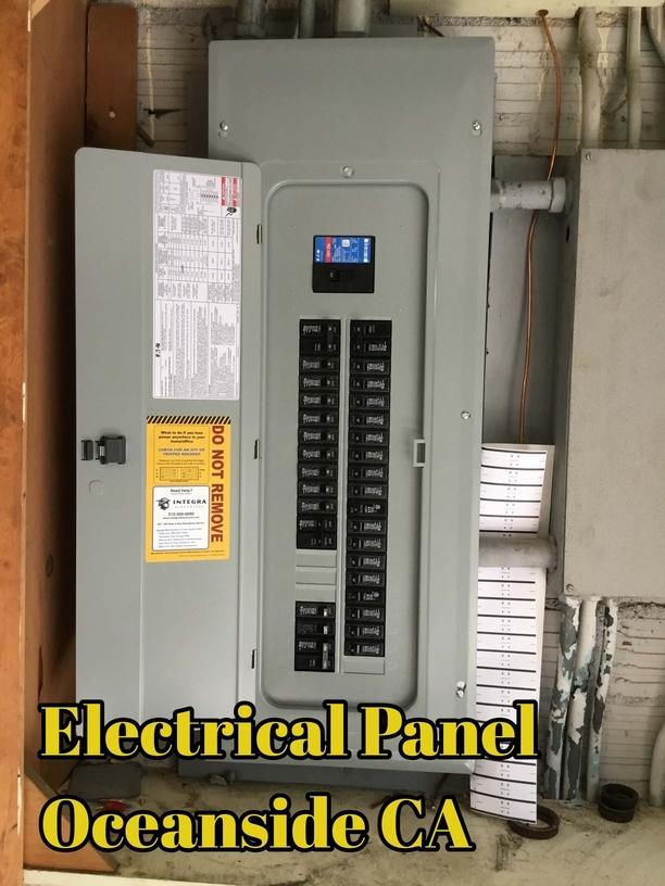 Electrical Panel Oceanside CA