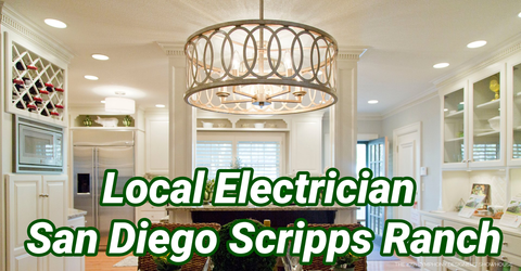 Local Electrician San Diego Scripps Ranch