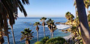 beach view in san diego